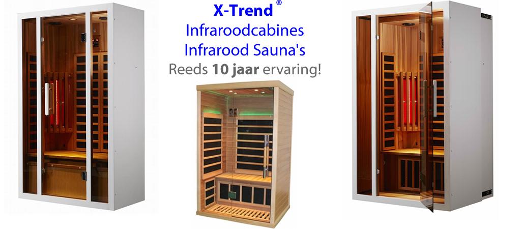 Homepage infraroodcabine Infrarood Sauna