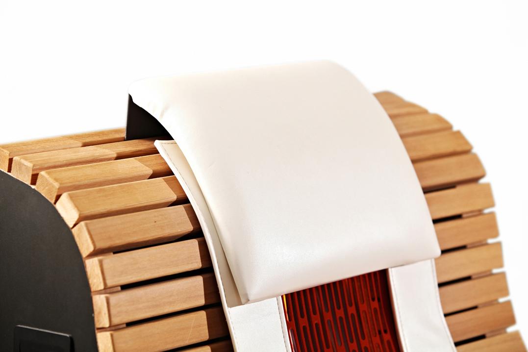 Infra rood stoel
